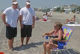 beach tag patrol