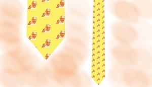 pope tie