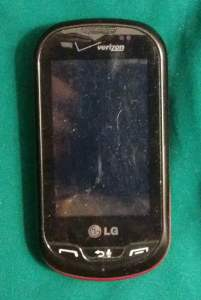 phone - front