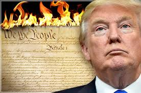 trump and constitution