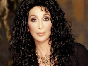 You know Trump's scuffling to find new targets when he settles on Cher, of all people. Who's next - Betty White?
