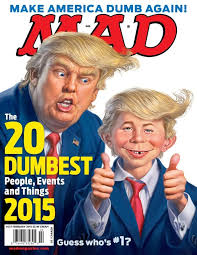 Trump figures that any magazine smart enough to put him on the cover is worth studying for ideas on how to run the country.