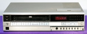 Well, at least it's not Betamax.