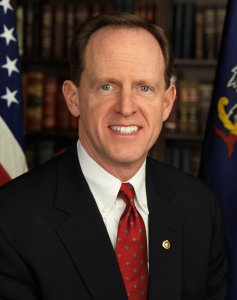 "Like Hamlet, Toomey is having his ""To be or not to be"" moment."