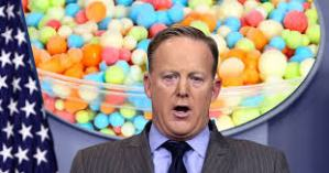 Would it be out of line to suggest that a man who holds a 7-year grudge over an ice cream parlor being out of vanilla doesn't believe that variety is the Spicer of life?