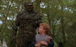 As a child, Supreme Court nominee Neil Gorsuch and his mother, one of the swamp things.